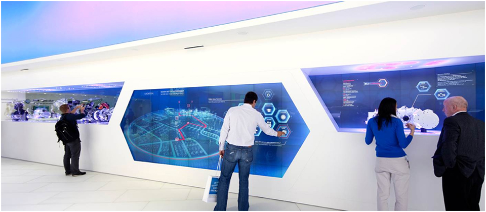 Video Wall 21 | Expert Video Wall Design, Installation & Support